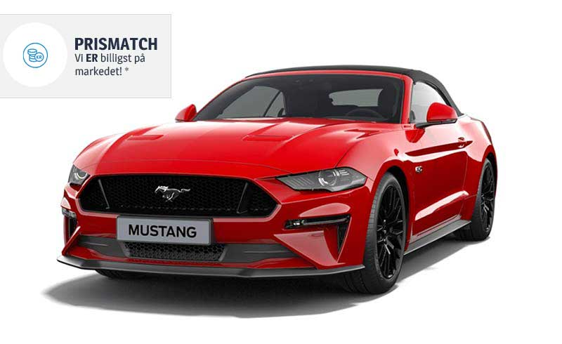 Vestergaard Prismatch Ford Mustang Cab 800X490